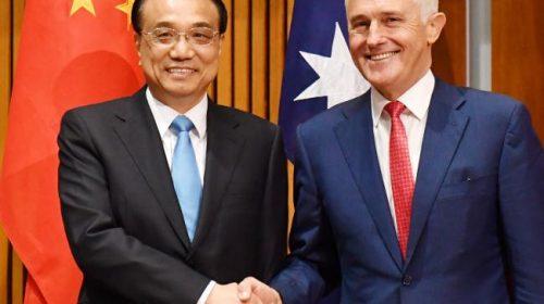 Đón Thủ tướng Trung Quốc, Úc được gì?