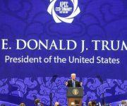 Toàn văn phát biểu của Tổng thống Mỹ Donald Trump tại APEC CEO Summit Việt Nam 2017