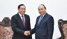 Việt Nam và Lào sẽ làm cao tốc Hà Nội – Vientiane