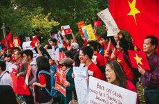 Người Việt kiến nghị G20 phản đối hoạt động của Trung Quốc ở Biển Đông