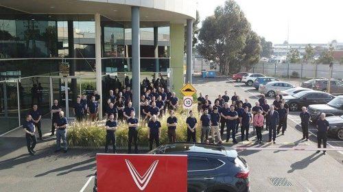 VinFast khai trương văn phòng tại Melbourne