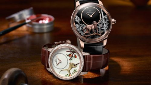 """Bộ đồng hồ """"Vua Khỉ"""" chế tác thủ công, tượng trưng cho tham vọng, trí tuệ và sự trường thọ: Đàn ông thành đạt ai cũng muốn sở hữu"""
