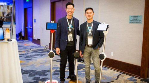 """Gặp gỡ Tiến sĩ ĐH Stanford Vũ Duy Thức: Nhà sáng lập đang chữa """"căn bệnh"""" cô đơn của người Mỹ bằng cách thổi hồn vào startup robot OhmniLabs"""