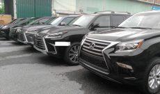 Doanh nghiệp ô tô lo phá sản vì bị truy thu trăm tỷ đồng thuế tiêu thụ đặc biệt