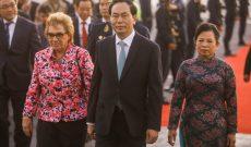 Chủ tịch nước Trần Đại Quang đến Peru dự hội nghị APEC 2016